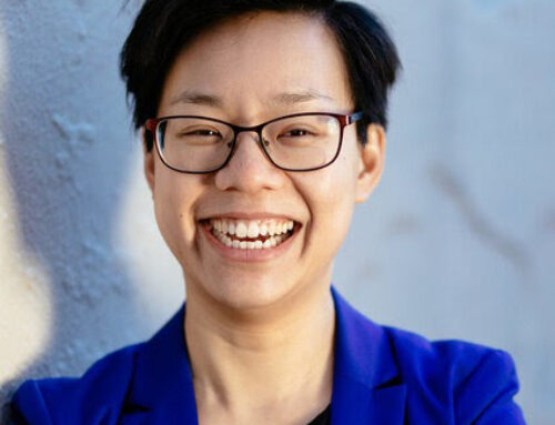 Don't Stay in Your Lane with Cynthia Pong, Founder of Embrace Change